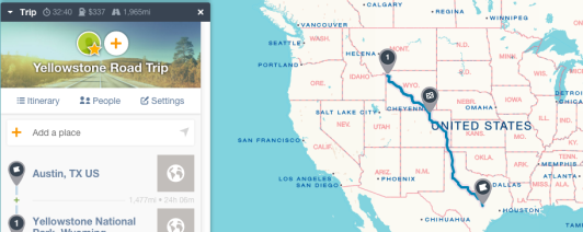 Build Your Own Travel Map Travel Bugg - Create your own travel map