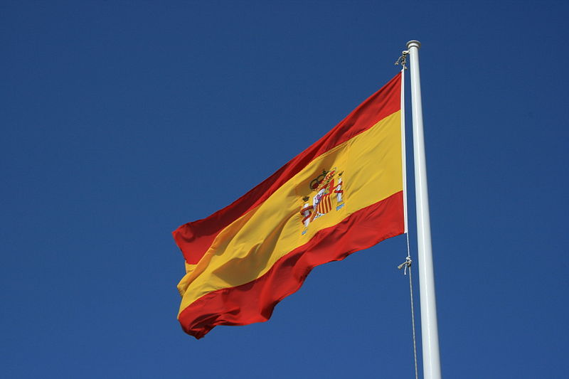 800px-Spanish_Flag_flying_in_Murcia,_Spain
